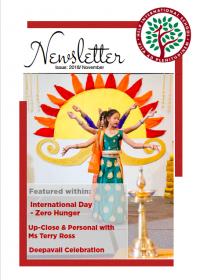 Newsletter Nov 2018