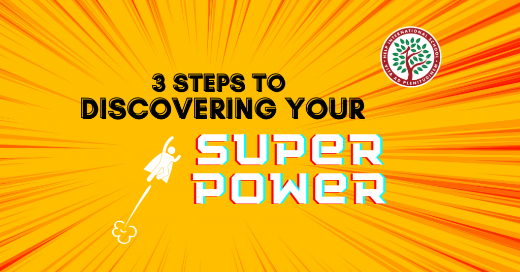 3 Steps to Discovering Your Superpower