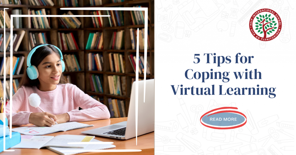 5 Tips for Coping with Virtual Learning